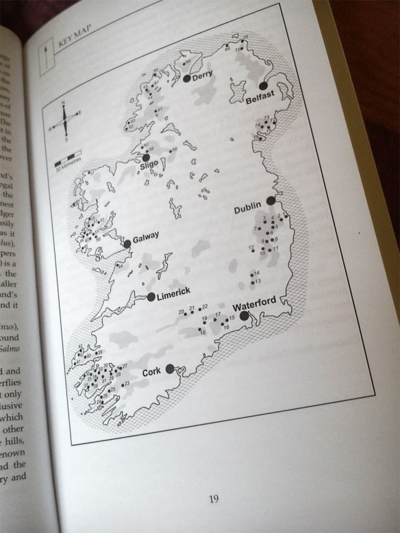 Best Irish walks Joss Lynam - Gill & Macmillan - 2001
